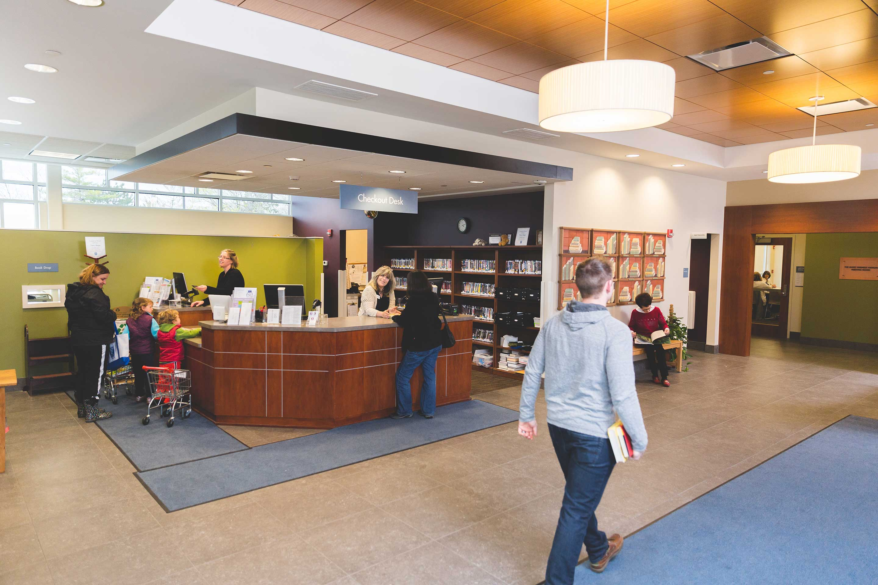 Wood Library | Library News